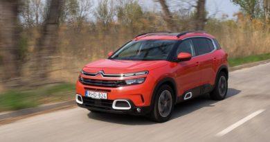 Fogaskerekek a sárban – Citroën C5 Aircross teszt