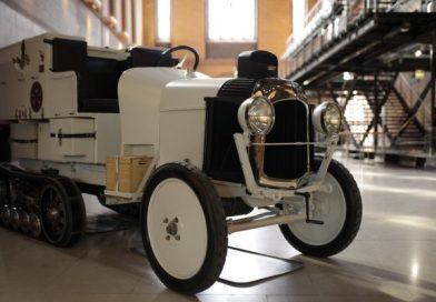 Diákok gyártottak  újra egy közel 100 éves veteránt