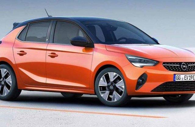 Idő előtt leleplezték az új Opel Corsát!