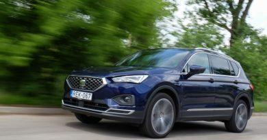 A legolcsóbb német hétüléses SUV? SEAT Tarraco teszt