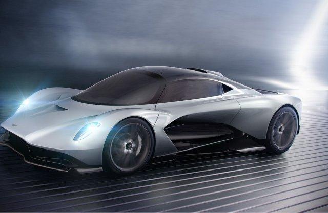 Három Aston Martin is feltűnik a legújabb Bond-filmben