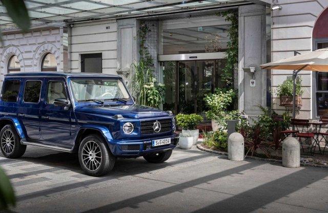 Két jubileumot ünnepel egyszerre a  Mercedes-Benz G-osztály