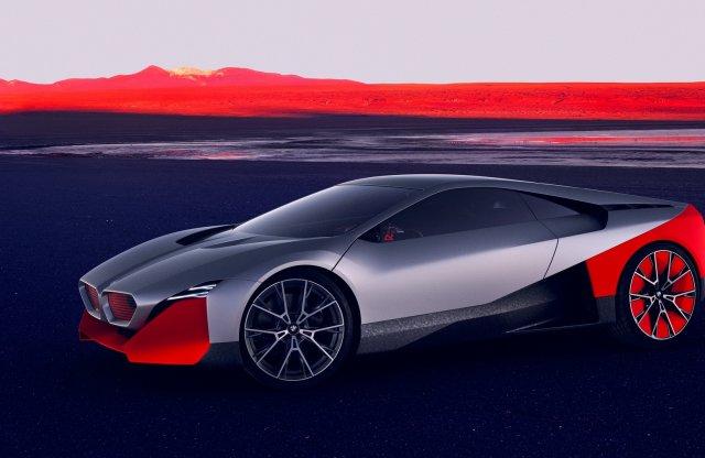 Megnyugtató a BMW sportos jövőképe