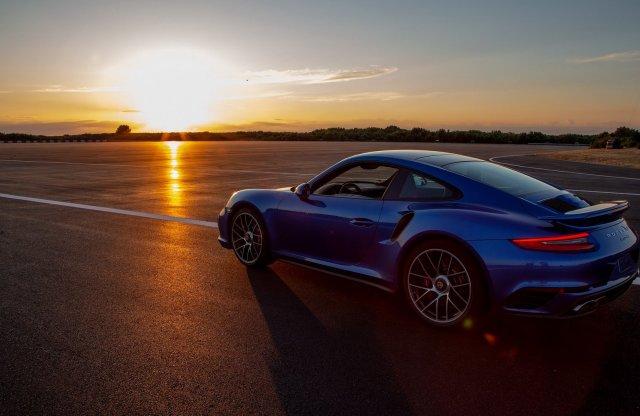 A Porsche gondozásában újranyílt a Nardo tesztpálya