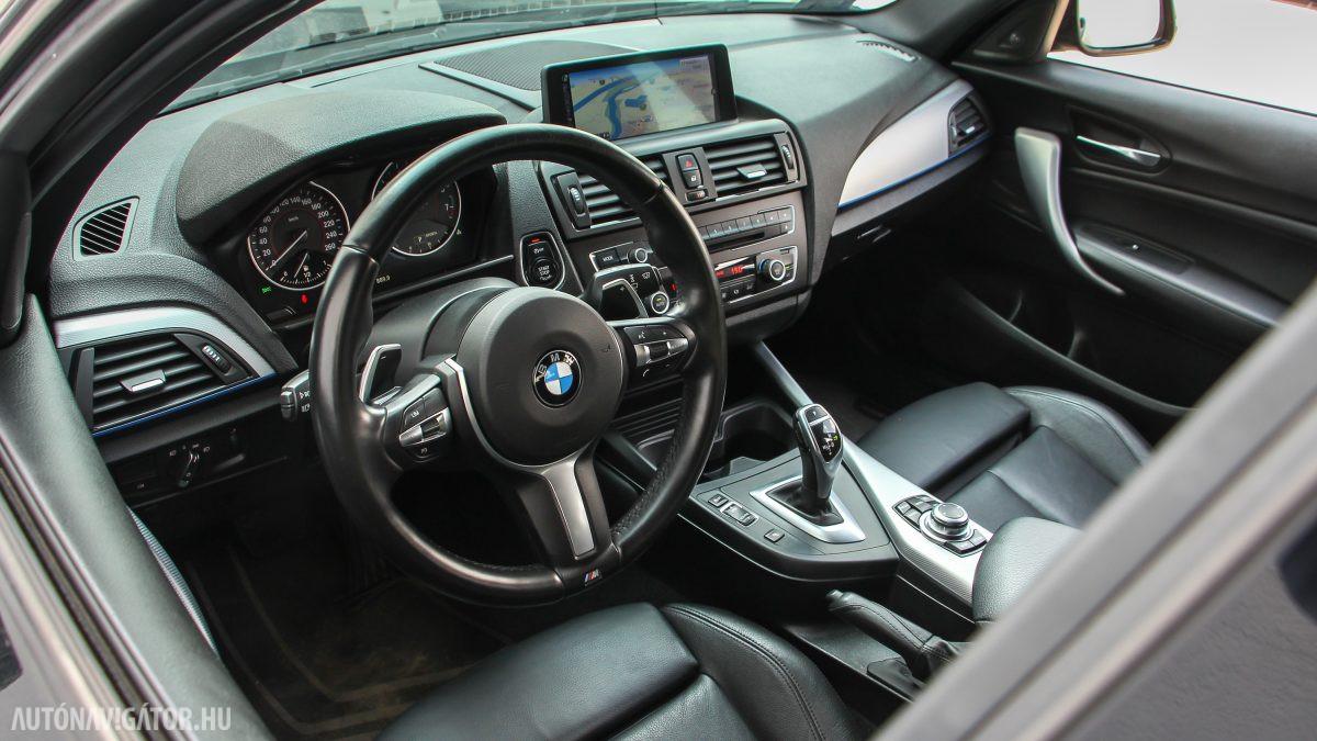 BMW 1-ES SOROZAT