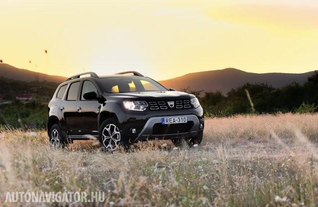 Még mindig kellemes meglepetés – Dacia Duster 1.5 Blue dCi teszt