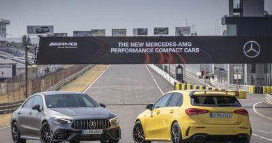 Kecskeméti vagányok – Mercedes-AMG A 45 és CLA 45