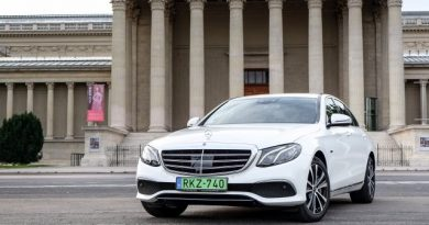 Ördögűzés felsőfokon – Mercedes-Benz E 300 de