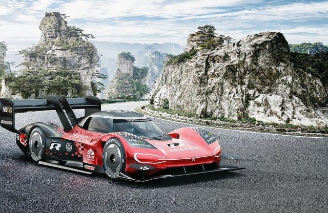 Még egy rekord várható a Volkswagen elektromos versenyautójától