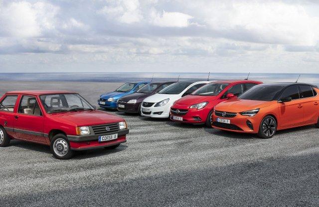 Hatfelvonásos színdarab – Egy kis Opel Corsa történelem