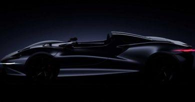 A világ legkisebb szélvédőjét kapja a McLaren új roadstere