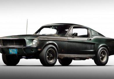 Elárverezik Steve McQueen Mustangját