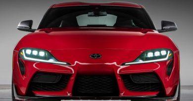 Toyota Supra kézi váltóval? Igen, létezik!