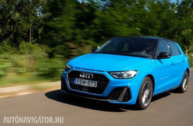 Egy kis luxus mindig csábító – Audi A1 teszt