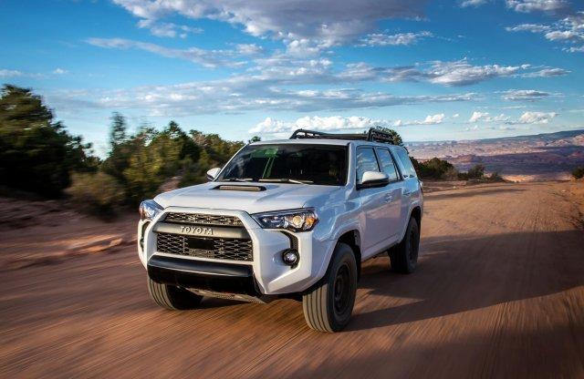 Sok-sok újítást hoz a legújabb Toyota 4Runner – de nem nekünk