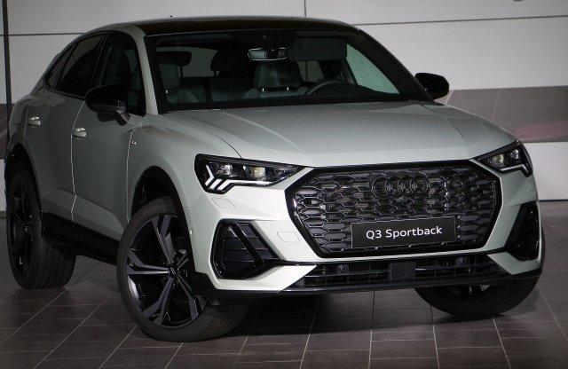 Ízig-vérig magyar? – Győr új üdvöskéje az Audi Q3 Sportback
