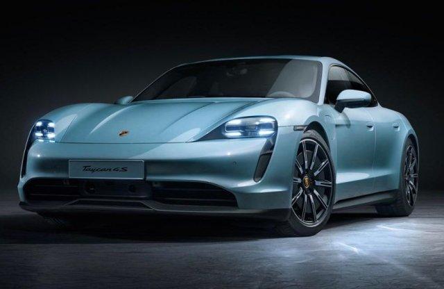 Bemutatták a Porsche Taycan harmadik modellváltozatát