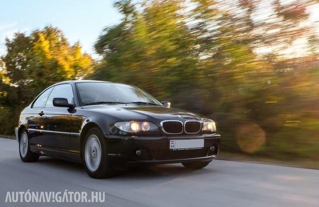 A Szent Grál?  – BMW 316Ci