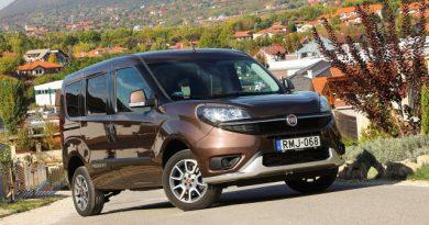 Utolsó figyelmeztetés – Fiat Dobló Trekking teszt