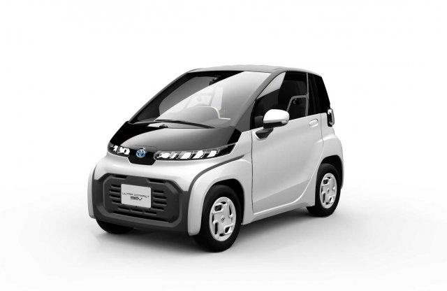 Valós problémákra adhat választ a Toyota elektromos miniautója