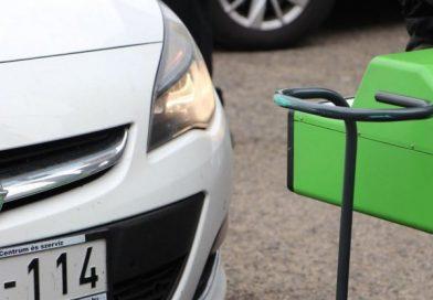 Már benzinkutakon is ellenőrizhetik az autókat, büntetés nélkül