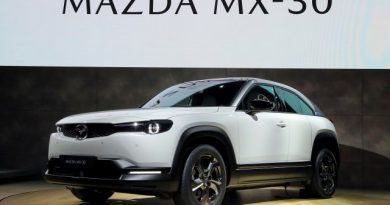 Íme a Mazda villanyautója, az MX-30