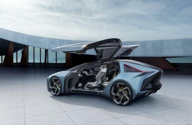 Egy közeli jövőkép – Lexus LF-30 Electrified