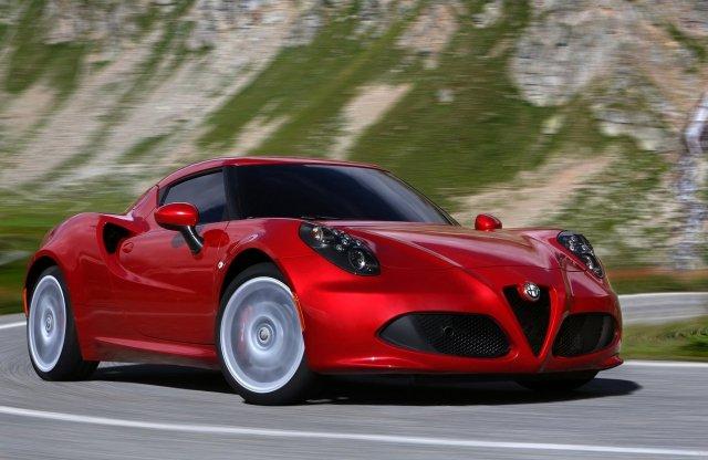 Elkaszálják az egyetlen Alfa Romeo sportkocsit