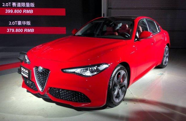 Frissült az Alfa Romeo Giulia és a Stelvio is!