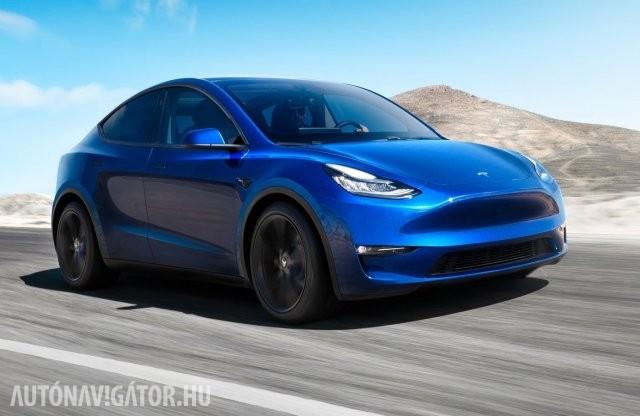 Németországban épít gyárat a Tesla