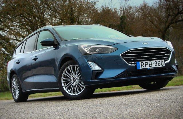 Utolsó mohikán? Ford Focus kombi 1.5 PFI teszt