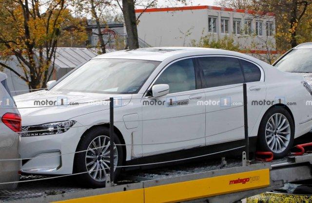 Már tesztelik az elektromos 7-es BMW-t
