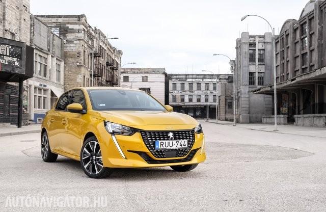 Maradandó élmény – Peugeot 208