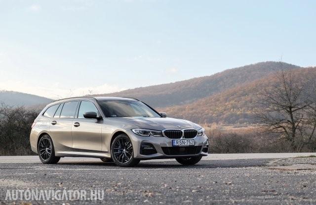 Van zsákjában minden jó! – BMW 330d Touring