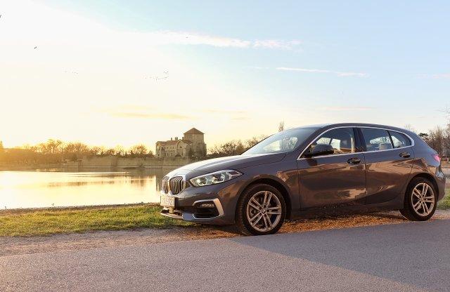 Mindenmentes – BMW 118i
