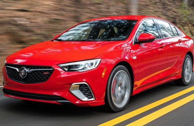 Eltűnik az Opel Insignia amerikai változata