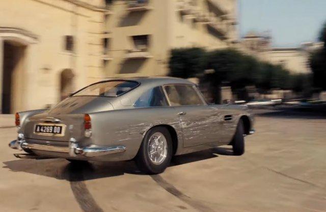 Tisztességes autós és akciódús mozi lesz az új James Bond