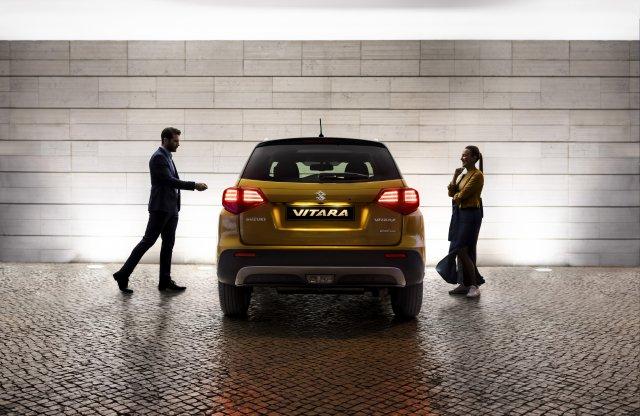 Nem engedi el ügyfelei kezét a Suzuki