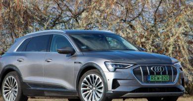 Nagyfogyasztó – Audi e-tron teszt