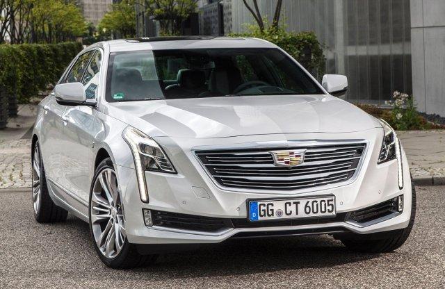 Együtt búcsúzik a Cadillac zászlóshajója és a Chevrolet Impala