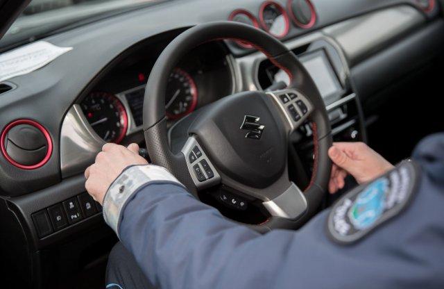 Pofátlan autósokra vadászott a rendőrség, íme a találatok