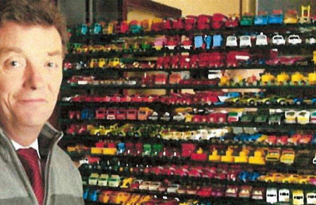 3000 darabos Matchbox gyűjtemény kelt el