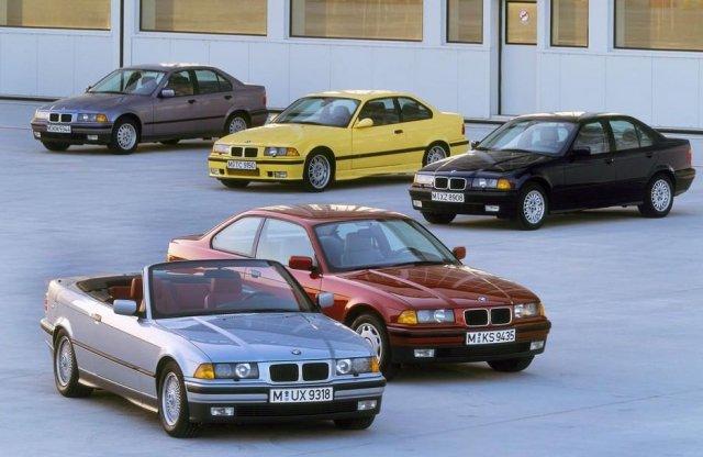 Fiatalos öregúr – Veterán a BMW E36!