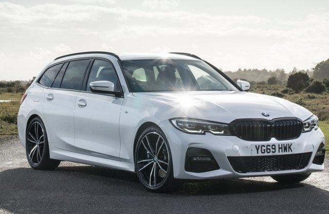 Lágy hibrid BMW-k sora érkezik, új belépőmodellt kap a 3-as