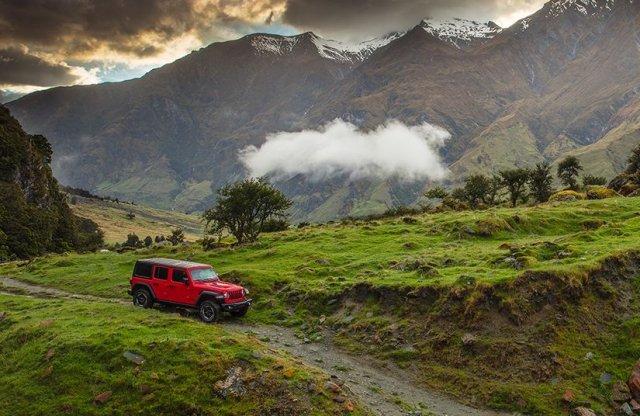 Néma sziklamászást ígér a Jeep