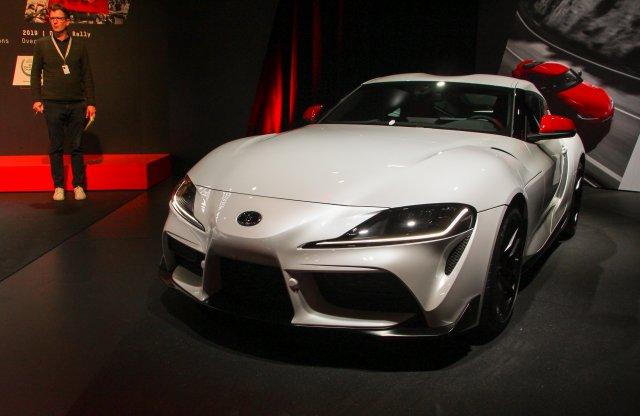 Olcsóbb lesz a Toyota Supra