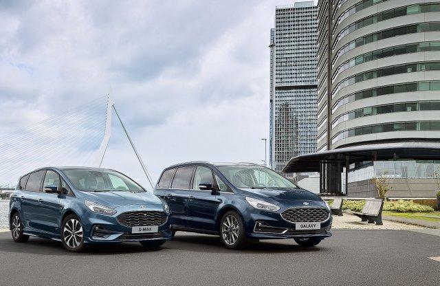 Jönnek a Ford hibrid egyterűi!