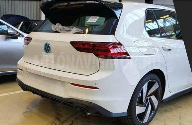 Lebukott az új Volkswagen Golf GTI
