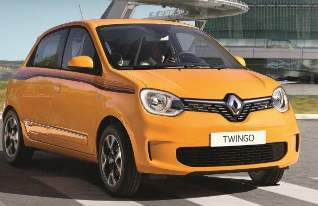 Zöldülnek a Renault-k, most a Twingo kap elektromos változatot