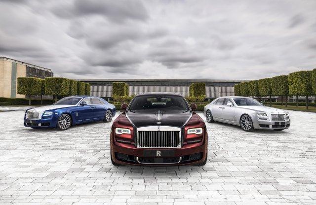 Így szabják saját ízlésükre autóikat a Rolls-Royce ügyfelei
